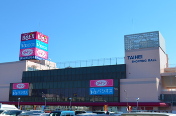 太平ショッピングモール画像