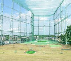 野田太平ゴルフセンター場内写真