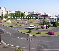 東埼玉自動車教習所内コース写真